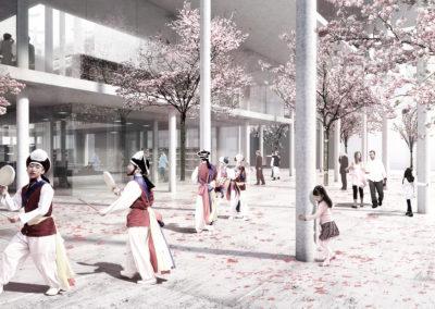 Public Library in Daegu Gosan