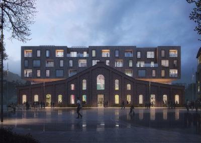 Nydalen Housing