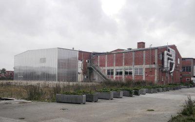 Holstebro slaughterhouse
