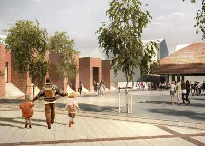 Kimbrer Pavilion Aars