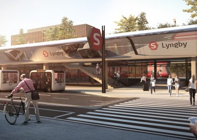 From Train Station to Mobility Hub