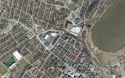We have been prequalified to design industrial site in Sarpsborg, Norway
