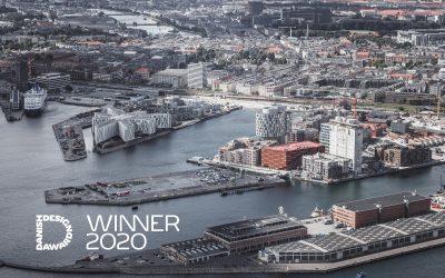 Konditaget Lüders wins Danish Design Award's Livable Cities Category
