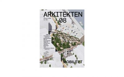 JAJA Mobility on the Cover