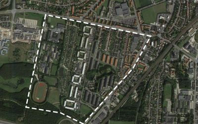 WE HAVE BEEN PREQUALIFIED TO DEVELOP ROSKILDE SYDVEST