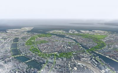 """Our vision for a """"car free"""" Copenhagen is featured in ING"""