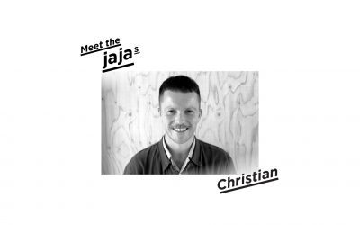 Meet the JAJAS: Christian