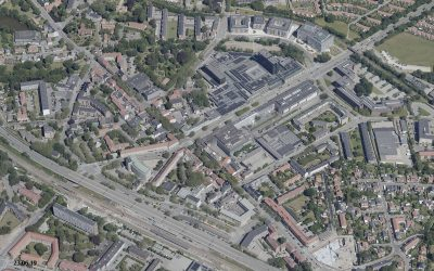 We are competing to develop future Lyngby City Center