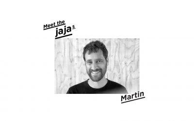 Meet the JAJAS: Martin